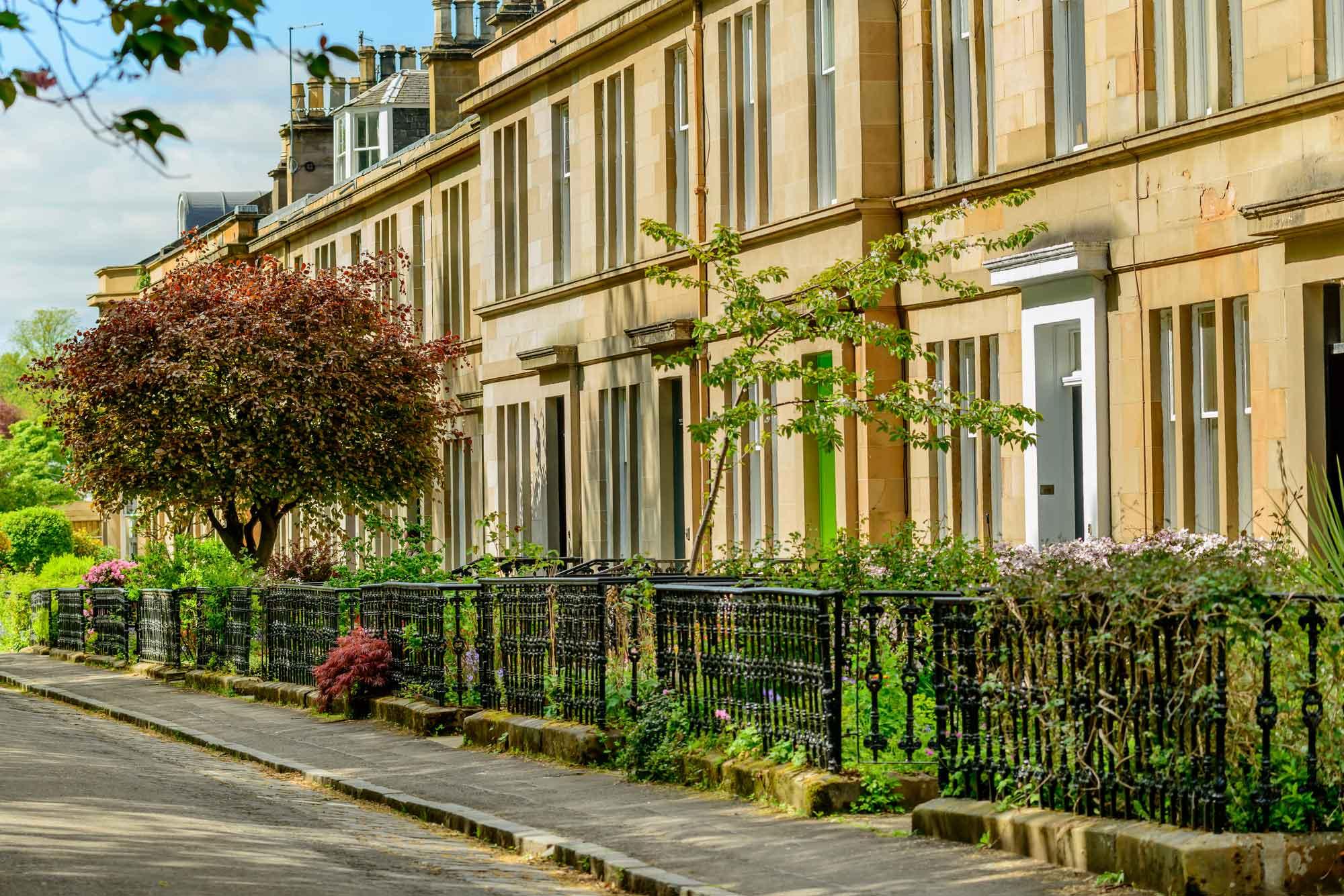 Glasgow-tenaments